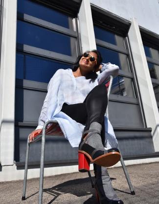 high heels by maria